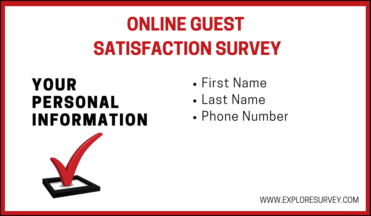 Gastronomy Restaurants Customer Satisfaction Survey, www.mygastronomysurvey.com