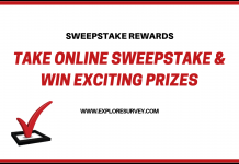Your Home Improvement Sweepstakes