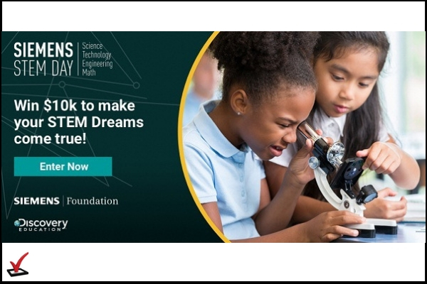 Siemensstemday.com Possibility Grant Sweepstakes