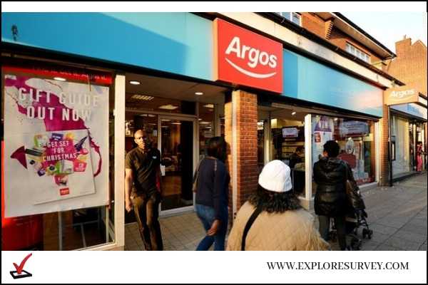Share Argos Store Feedback in Survey to Win £500 Argos Gift Card