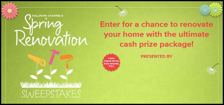 Spring-Fever-Renovation-Sweepstakes
