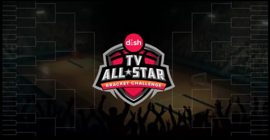 The DISH TV All-Star Bracket Challenge Contest