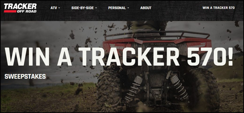 Tracker Off
