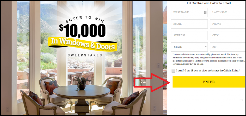 Dreamstyle Windows Sweepstakes: Win $10000