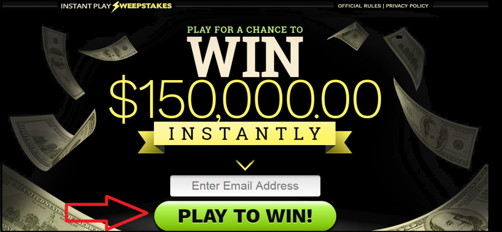 Win $150000 in 2019 Instant Play Sweepstakes