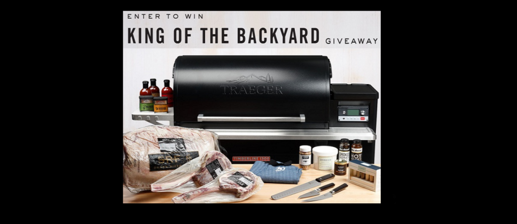 King of the Backyard Giveaway