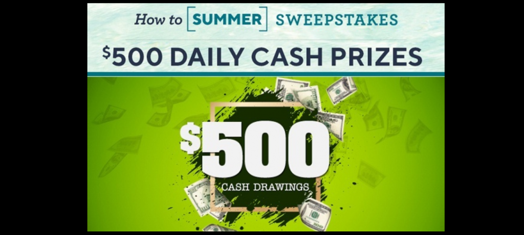 QVC.com How To Summer Sweepstakes