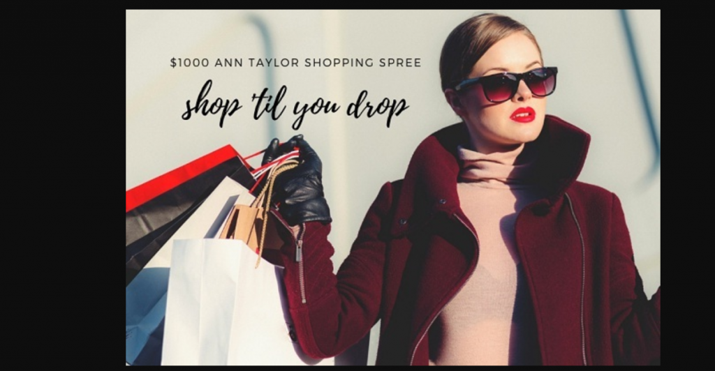 AnnTaylor.com $1,000 Gift Card Giveaway