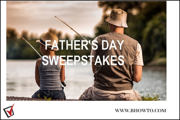 Bonefishgrill.com Father's Day Sweepstakes