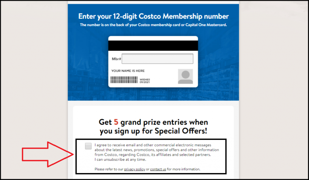 Costco.ca Dream Vacation Package Contest