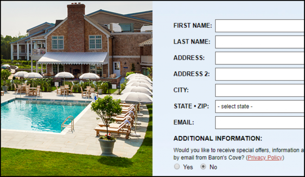 Town & Country Magazine Hamptons Getaway Sweepstakes