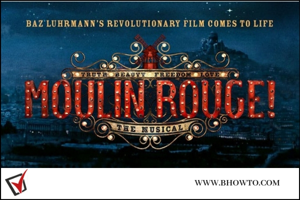 Moulin rouge! The musical American Airlines Sweepstakes