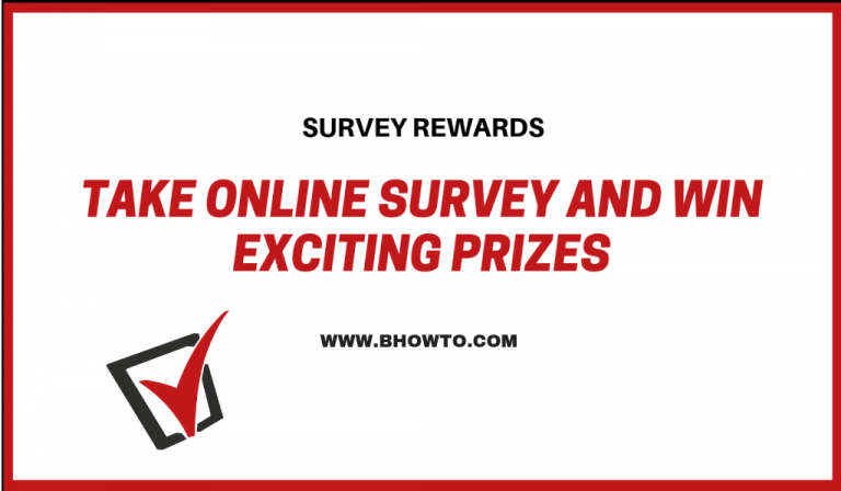 county customer survey rewards