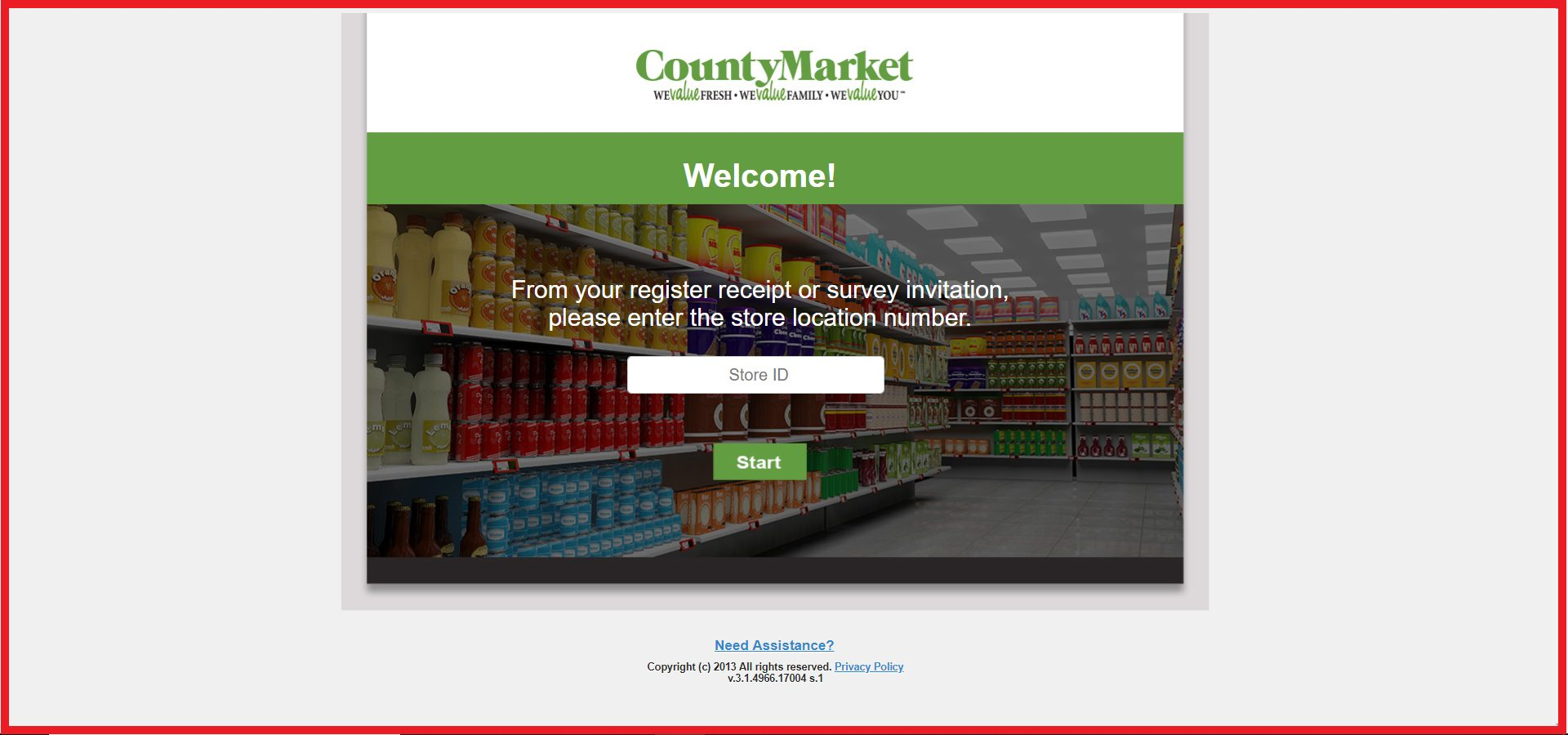 county market entry guide