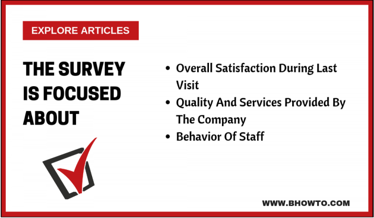 focus of county customer survey