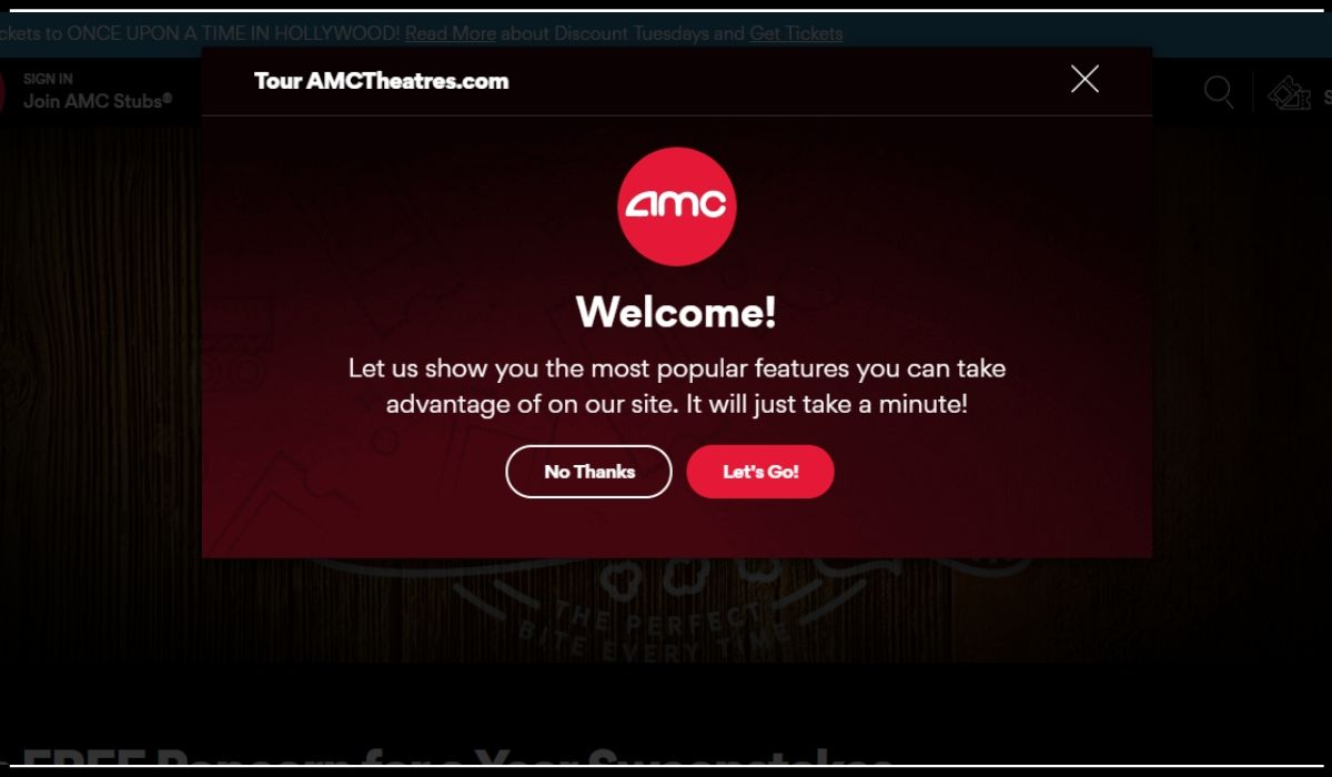 online entry AMCTheatres.com Perfectly Popcorn