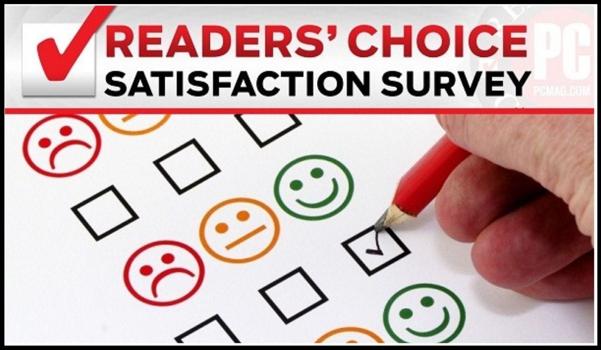 PCMag.com Readers' Choice Survey Sweepstakes 2019