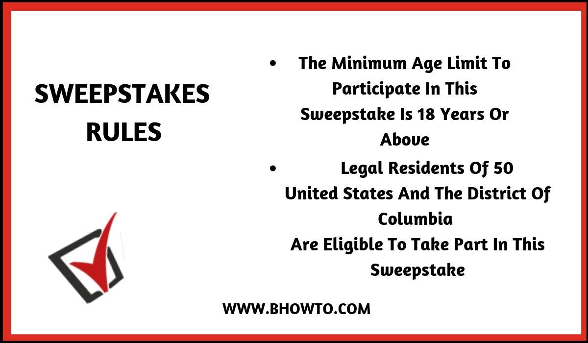 Big Cash Sweepstakes 2019