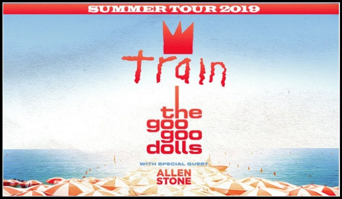 Train and The Goo Goo Dolls Summer Tour Sweepstakes