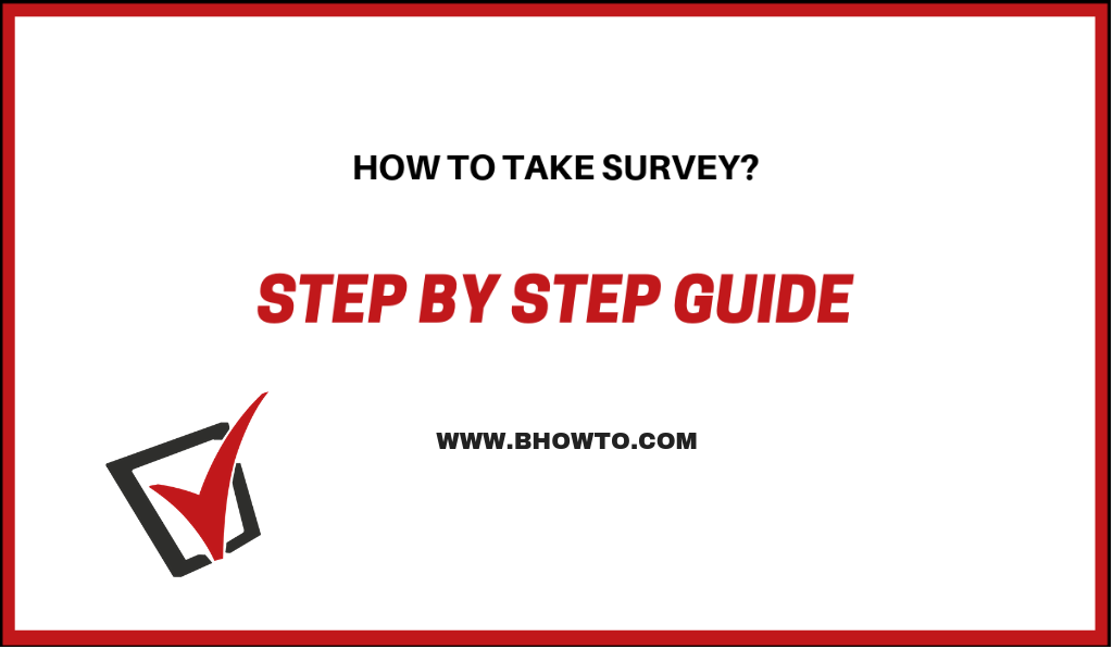 Step by step for Canada Guest survey
