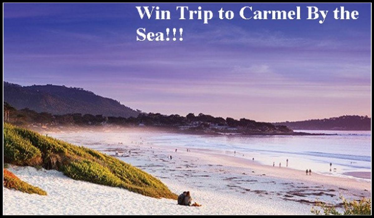 Win Trip to Carmel by the Sea!