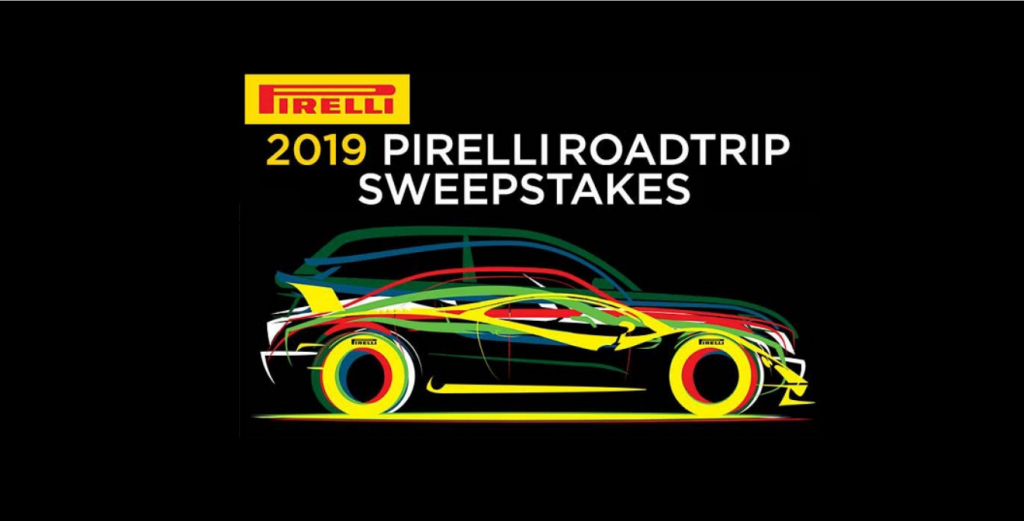 Dodgers.com Pirelli Tire Road Trip Sweepstakes