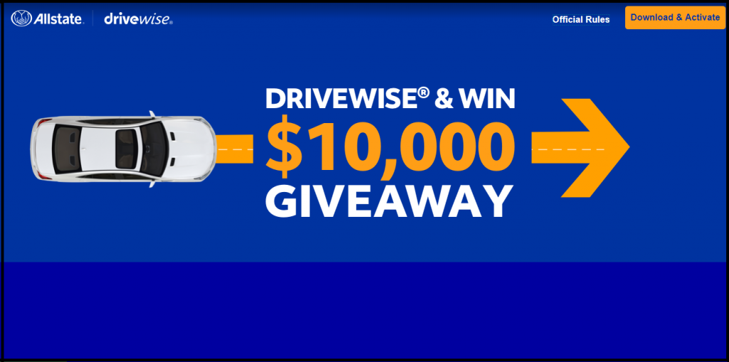 Allstate Drivewise Giveaway