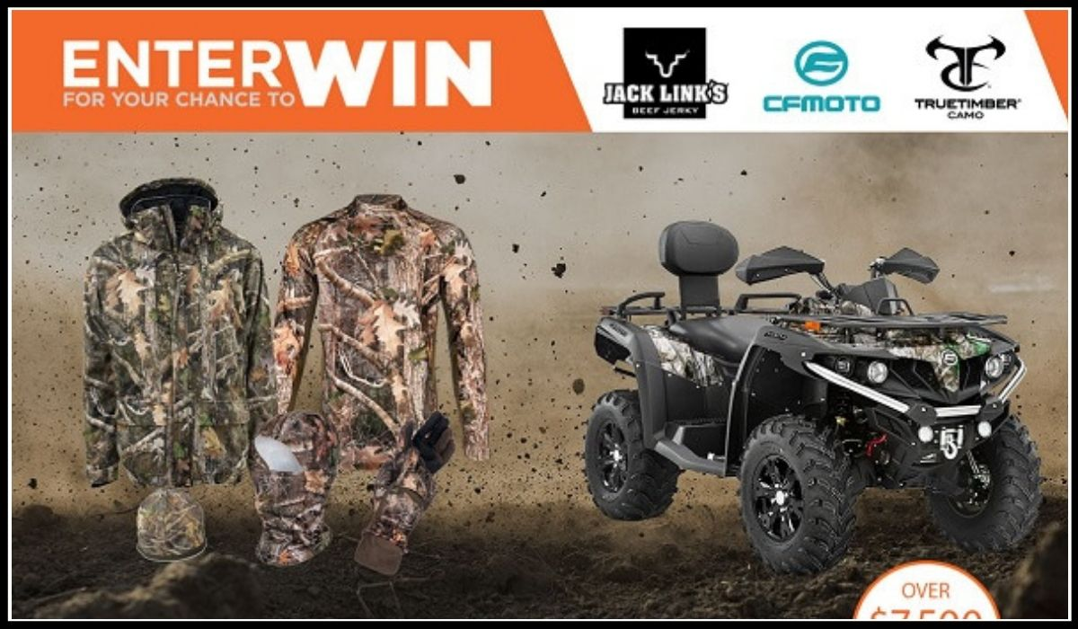 True Timber Outdoors Orange Friday Sweepstakes online entry