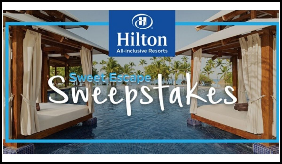 Entry for All-Inclusive Resorts Sweet Escape Sweepstakes