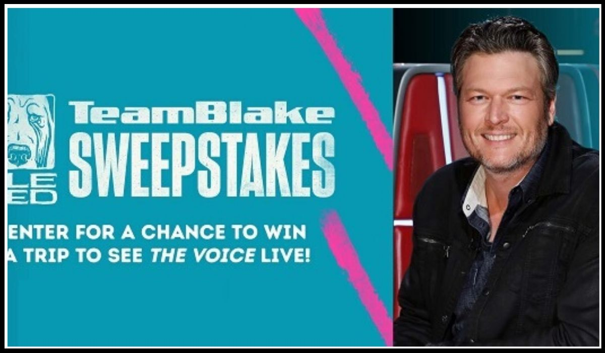 Ole Red Team Blake Sweepstakes 2020 online entry