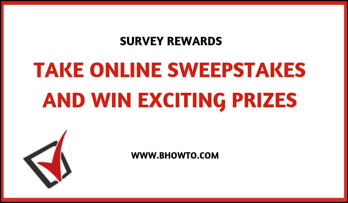 Win a gift card of worth $100 or $1000