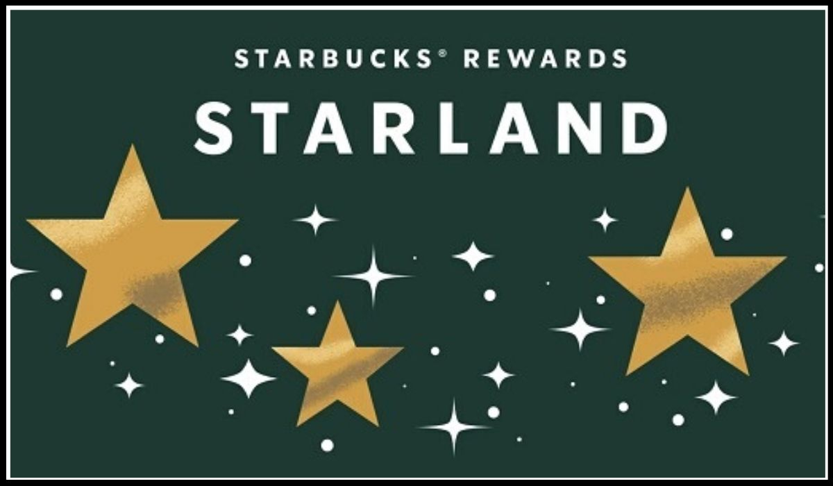Get entry in Starbucks Rewards Starland Sweepstakes