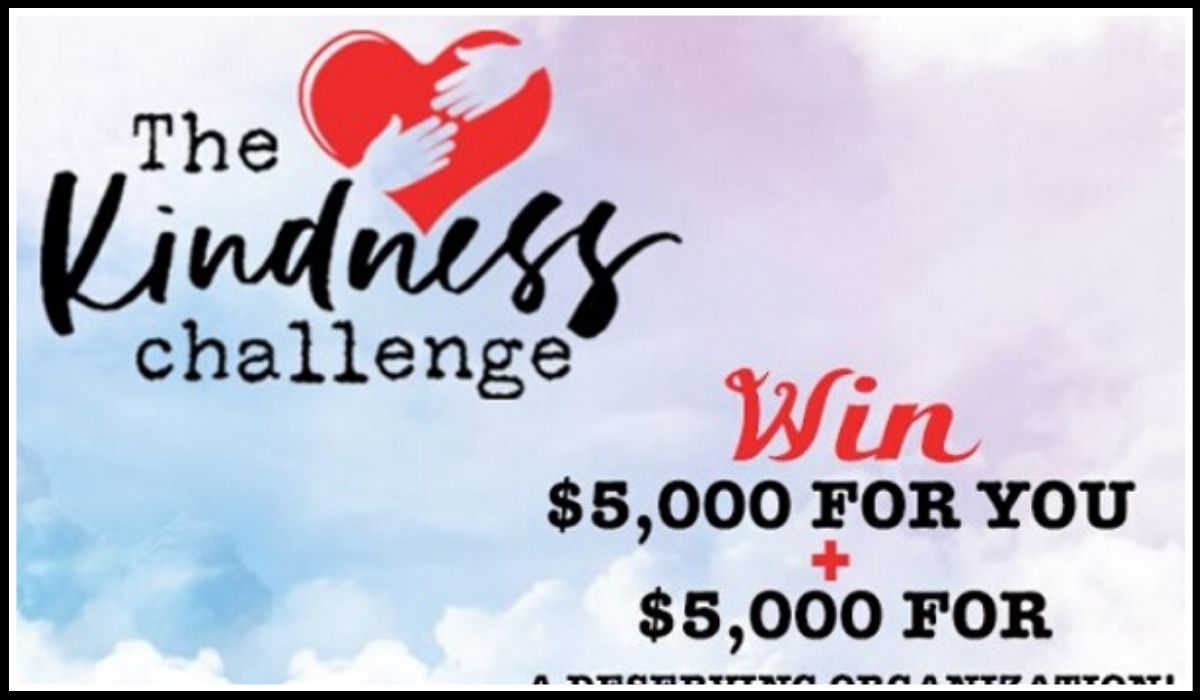 Entry to win $5000 for donation