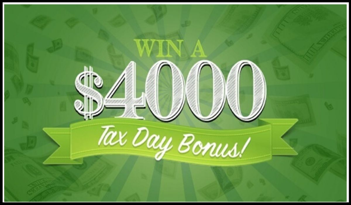 Entry for Frankly Media $4,000 Tax Day Bonus Sweepstakes